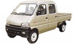 Chana Multi-Carry 3 - Double Cab van