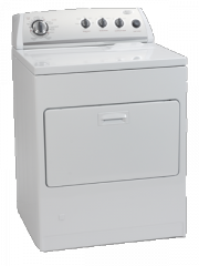 Whirlpool Dryer WGD5700 VW
