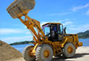 Loader Construction Engineering