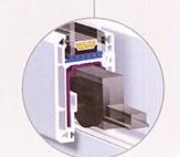 System Window and Door Roller