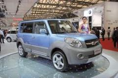 Great Wall Coolbear car