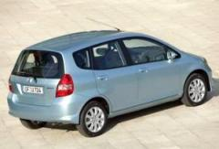 Honda Jazz 1.4 CVT car