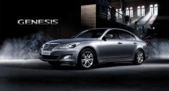 Hyundai Genesis V8 car