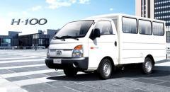 Hyundai H100 car