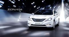 Hyundai Sonata 2.4 GLS car