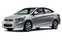Hyundai Accent 1.4 Saloon Automatic car