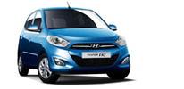 Hyundai i10 car