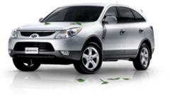 Hyundai Veracruz car