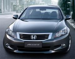 Honda Accord 2.4 S AT car