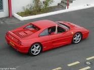 Ferrari 355 Berlinetta car