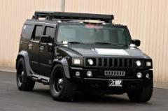 Hummer H2 car