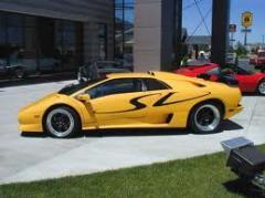 Lamborghini Diablo SV car