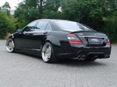 Mercedes-Benz S500L car