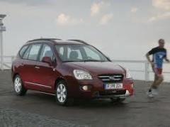 KIA Carens 2.0 LX AT car