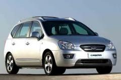 KIA Carens 2.0L EX AT CRDi car