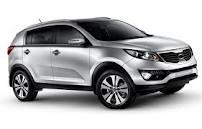 KIA Sportage 2.0 L AWD GAS EX A/T car
