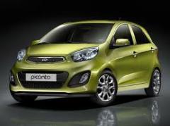KIA Picanto 1.0 EX MT car