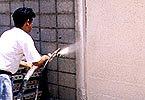 Lafarge Spray Plaster