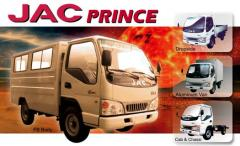 JAC Prince truck