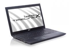 Notebook TravelMate TimelineX TM6495TG -