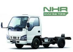 Isuzu NHR 55 E truck