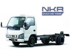 Isuzu NKR 66 E truck