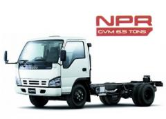 Isuzu NPR 66 P truck