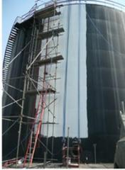 Steel Vertical Tanks
