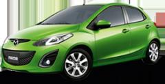 Mazda 2 1.5L V (4door) car