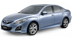 Mazda 6 2.5L A/T car