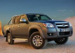 Mazda BT-50 3.0 4x4 MT car
