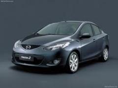 Mazda 2 1.5L R (4-door) car