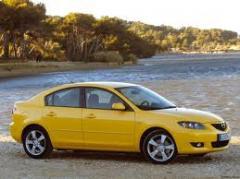 Mazda 3 1.6L S A/T (4-door) car