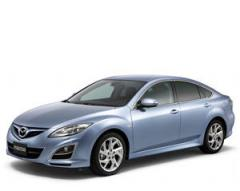 Mazda 6 Hatchback 2.0i MZR DISI car