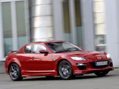 Mazda RX-8 car