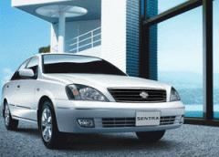 Nissan Sentra 1.3L (A/T) GX car