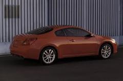 Nissan Altima Coupe 2.5 car