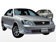 Nissan Sentra 1.6L/1.3L car