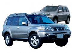 Nissan X-Trail car