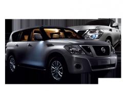 Nissan Patrol Royale car