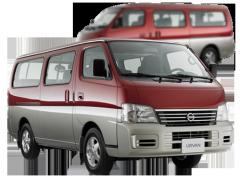 Nissan Urvan Estate car