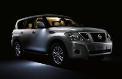 Nissan Patrol Super Safari 4WD Gas AT car