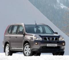 Nissan X-Trail 2.0 car