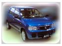 Suzuki Alto Deluxe car