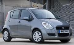 Suzuki Splash 1.2 car