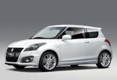 Suzuki Swift Sport car