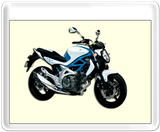 Suzuki Gladius motorcycle