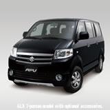 Suzuki APV car