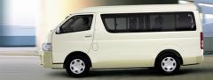 Toyota Hiace Commuter car