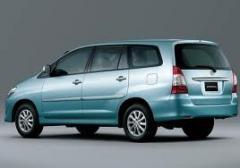 Toyota Innova Gas car